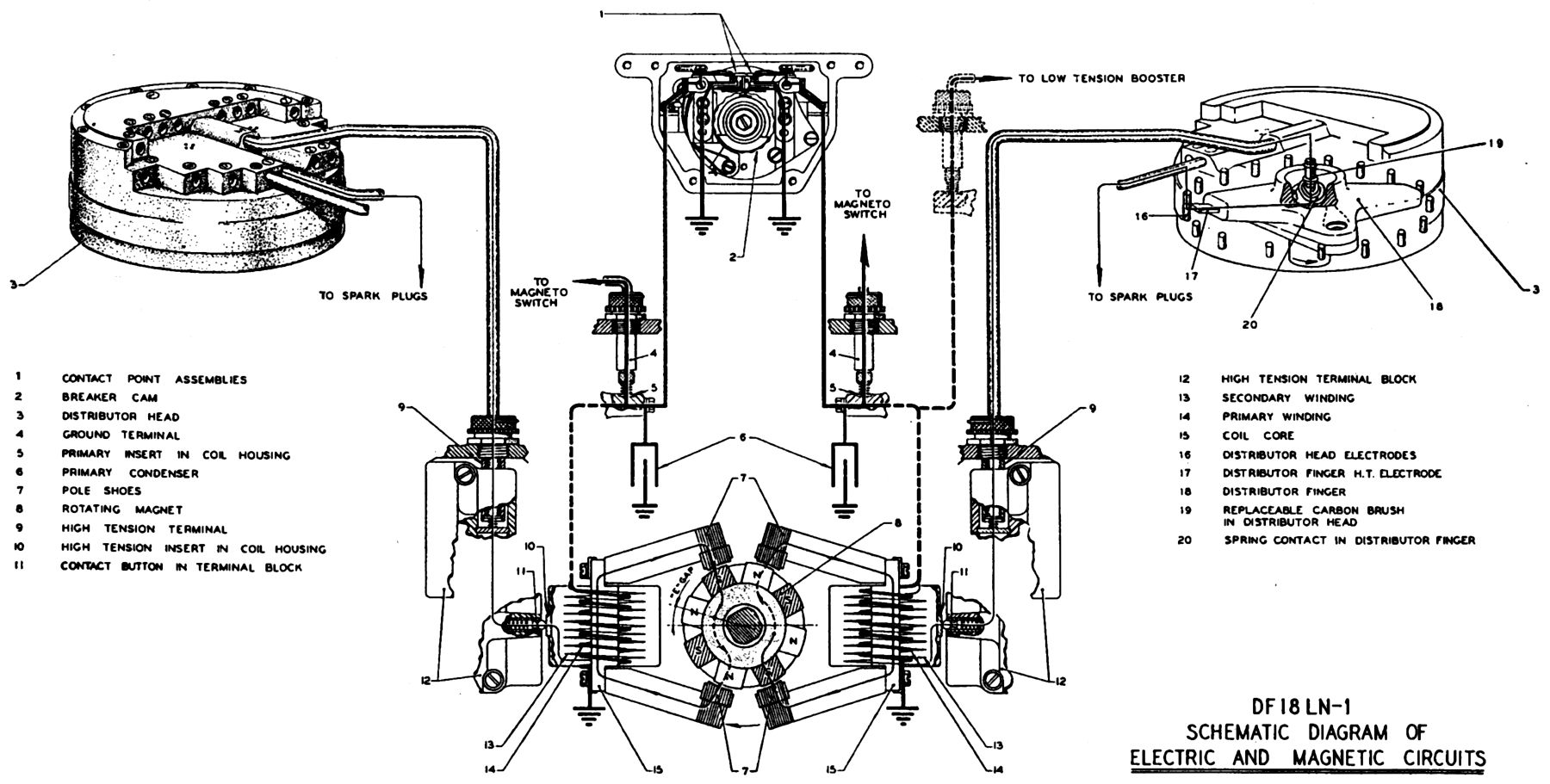 enginehistory org view topic r2800 ignition system questions rh enginehistory org Magneto Ignition System Diagram Bendix Magneto Parts
