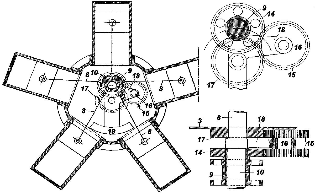 Salmson Z9 – Lycoming Aircraft Engine Diagram